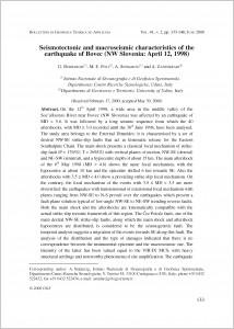 Bernardis et al., 2000