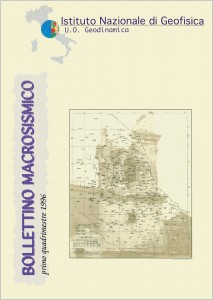 Bollettino Macrosismico ING, 2000a