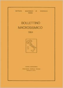 Bollettino Macrosismico ING, 1986