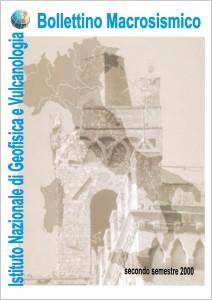 Bollettino Macrosismico INGV, 2004b