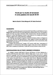 Gazzini et al., 1991